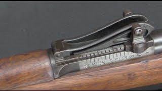 getlinkyoutube.com-Gewehr 98: The German WWI Standard Rifle