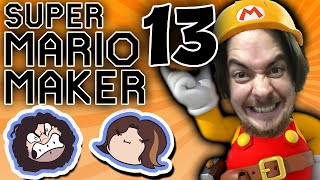 getlinkyoutube.com-Super Mario Maker: Watch Yoself! - PART 13 - Game Grumps
