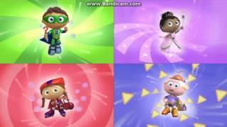 getlinkyoutube.com-Super Why Theme Song (You've Got the Power! 2012 Version)