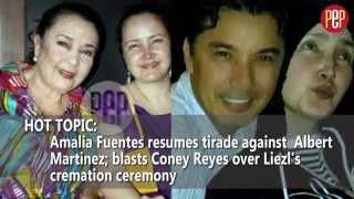 getlinkyoutube.com-Amalia Fuentes slams Albert Martinez and Coney Reyes