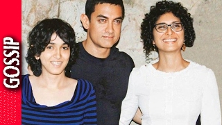 getlinkyoutube.com-Aamirs Daughter Ira Khan To Enter Bollywood  - Bollywood Gossip 2017