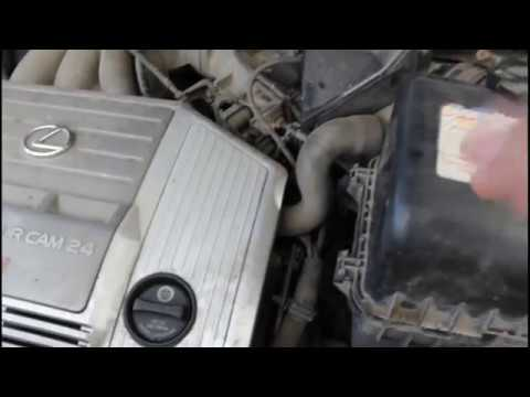 Где тормозной цилиндр у Лексус RX300