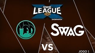 getlinkyoutube.com-Showmatch Legend of Glory - MAD Gaming (LoL) vs Swagenteiger (Dota 2) - Jogo 1