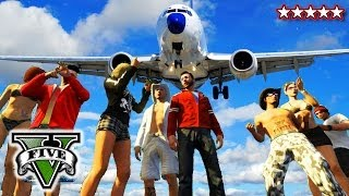 getlinkyoutube.com-GTA 5 Open / Public Lobby Livestream | Fun With GTA Planes | Races and Missions