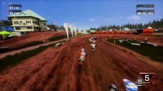 MXGP 3 - Kegums Játékmenet