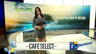 getlinkyoutube.com-Carolina Prato - Deportes