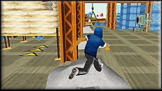 getlinkyoutube.com-Skyline Runner - Game Walkthrough (all 3 modes)