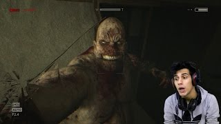 getlinkyoutube.com-تخاف الرعب لاتدخل 😈 ! لعبة رعب | #5 Outlast