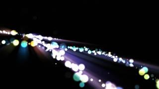 002 light trail rays светящиеся линии HD 1920x1080