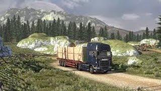 getlinkyoutube.com-✯ Euro Truck Simulator 2 ✯ Carreteras Complicadas ➬ Cap  006