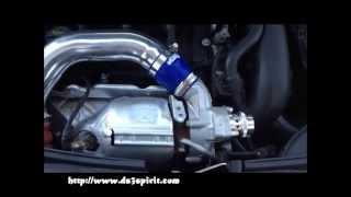 getlinkyoutube.com-Dump Valve à décharge externe Forge MotorSport , sur Citroën DS3 THP