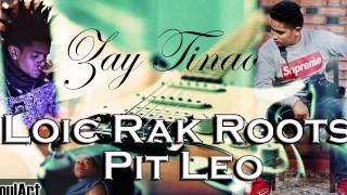 Zay Tinao iany - RAK ROOTS Feat PIT LEO (Background :  Soul'Art )