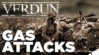 getlinkyoutube.com-GAS ATTACKS - VERDUN Frontlines | [WW1 Trench Warfare]
