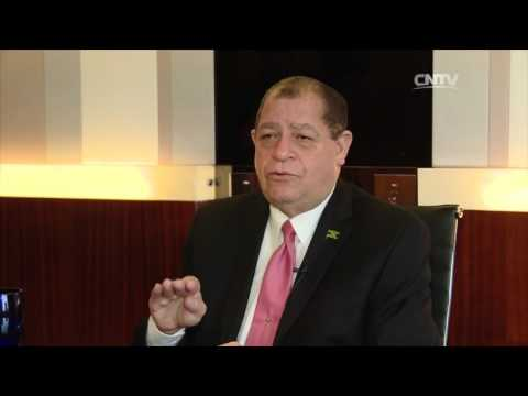 Meet the Diplomats: Jamaica Thumbs Up to China's Free Market Status