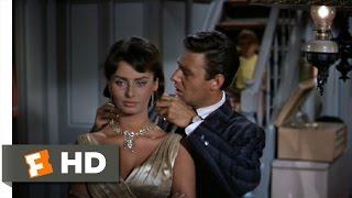 getlinkyoutube.com-Houseboat (8/9) Movie CLIP - Angelo Gets Cold Feet (1958) HD
