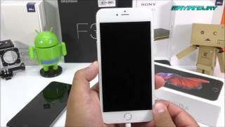 getlinkyoutube.com-Goophone i6S Plus   iPhone 6s Plus Clone Replica   MTK6735 64 Bit   Lollipop   F