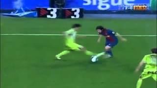 getlinkyoutube.com-Lionel Messi vs Getafe Best Goal Ever (English)