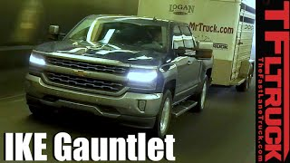 getlinkyoutube.com-2016 Chevy Silverado 5.3L V8 takes on the Extreme Ike Gauntlet Towing Review