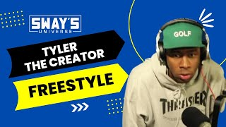 getlinkyoutube.com-Tyler the Creator Freestyles Acapella on Sway in the Morning