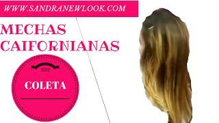 getlinkyoutube.com-Mechas Californianas Coleta