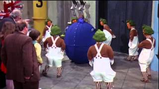 getlinkyoutube.com-Violet Beauregarde turns into a Blueberry 3