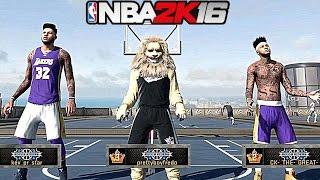 getlinkyoutube.com-IM FINALLY LEGEND 3!! | First Mascot Gameplay | First Mascot buying NBA 2K16 - Prettyboyfredo