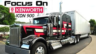 getlinkyoutube.com-Focus On… The Kenworth ICON 900