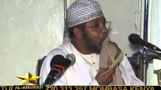 getlinkyoutube.com-BAADA MJADALA WA MAULID........  Sheikh Ahmad Mohamed Msalam 4/4
