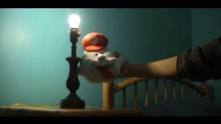 getlinkyoutube.com-Cute Mario Bros - Death of Mario?