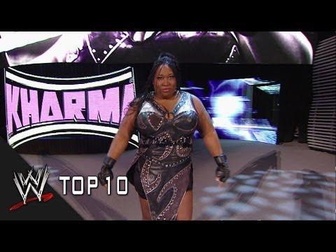 Surprise Rumble Entrants - WWE Top 10