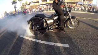 getlinkyoutube.com-Dago Wheelies  Dyna Nation Stunt Show