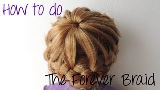 getlinkyoutube.com-How to do the Forever Braid