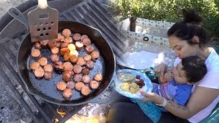 Campfire Cooking!