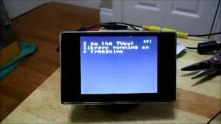 getlinkyoutube.com-Display arduino output on tv for less than $1