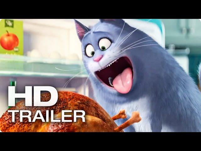 PETS Trailer German Deutsch (2016)
