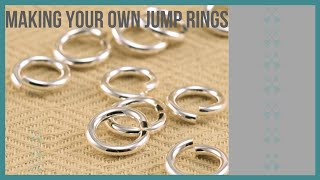 getlinkyoutube.com-Making Your Own Jump Rings - Beaducation.com