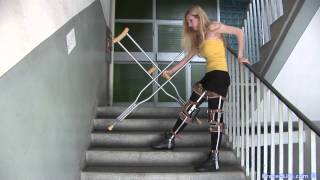getlinkyoutube.com-Megan Leg Braces