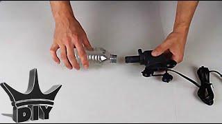 getlinkyoutube.com-HOW TO: DIY Aquarium Skimmer