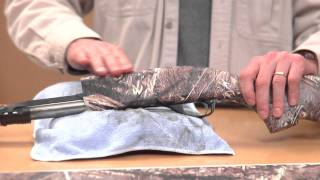 getlinkyoutube.com-Mossy Oak Graphics Gun Wrap Camo Kit Installation Instructions
