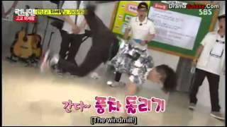 getlinkyoutube.com-Jay Park breakdance in Running Man ep 252