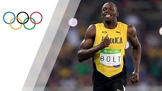 getlinkyoutube.com-Usain Bolt: My Rio Highlights