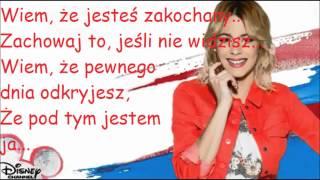 getlinkyoutube.com-Violetta - Underneath it all po polsku