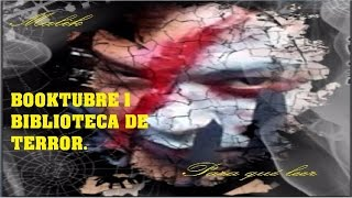 getlinkyoutube.com-¿CÓMO HACER TU BIBLIOTECA DE TERROR?