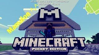 getlinkyoutube.com-Mapas Para Minecraft PE 0.12.1 | 0.11.1 | Casa Mamaland |