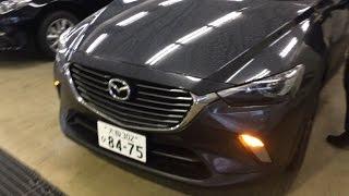 getlinkyoutube.com-【試乗】MAZDA CX-3 XD Touring (マツダ シーエックススリー)