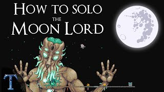 getlinkyoutube.com-(Patched!) How to Solo the Moon Lord - An Exercise in Cheese [Terraria 1.3]