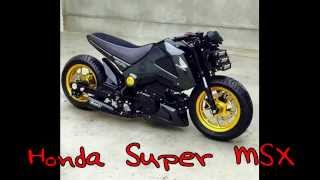 getlinkyoutube.com-Honda MSX 125 New 2015, honda grom 125