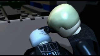 getlinkyoutube.com-Lego Star Wars The Death Of Darth Vader