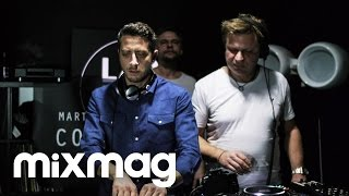 getlinkyoutube.com-Davide Squillace, Martin Buttrich and Timo Mass in The Lab LDN