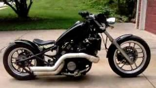 getlinkyoutube.com-V4 Magna Interceptor Chopper Bobber Walk Around